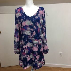 Casual Pullover Dress Size L